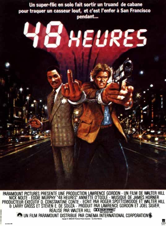 48 heures for Dans 48 heures